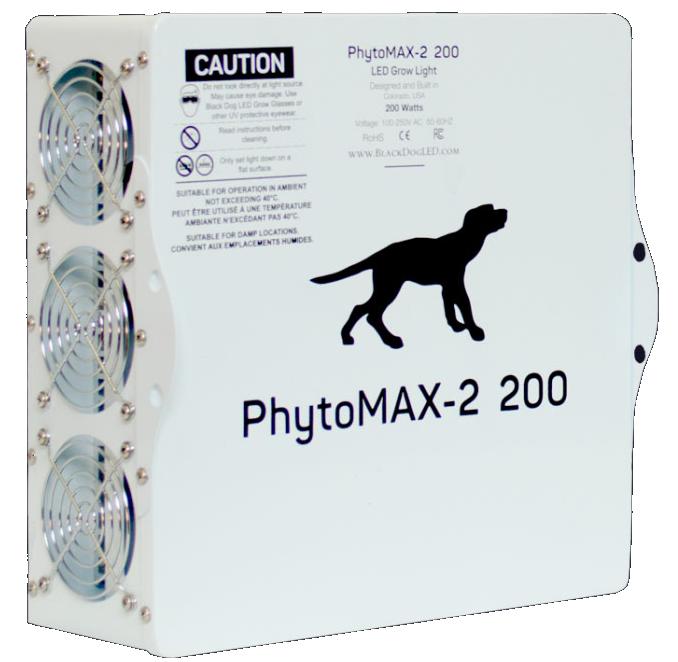 BlackDog Phytomax2-200